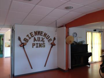 Le salon des Pins